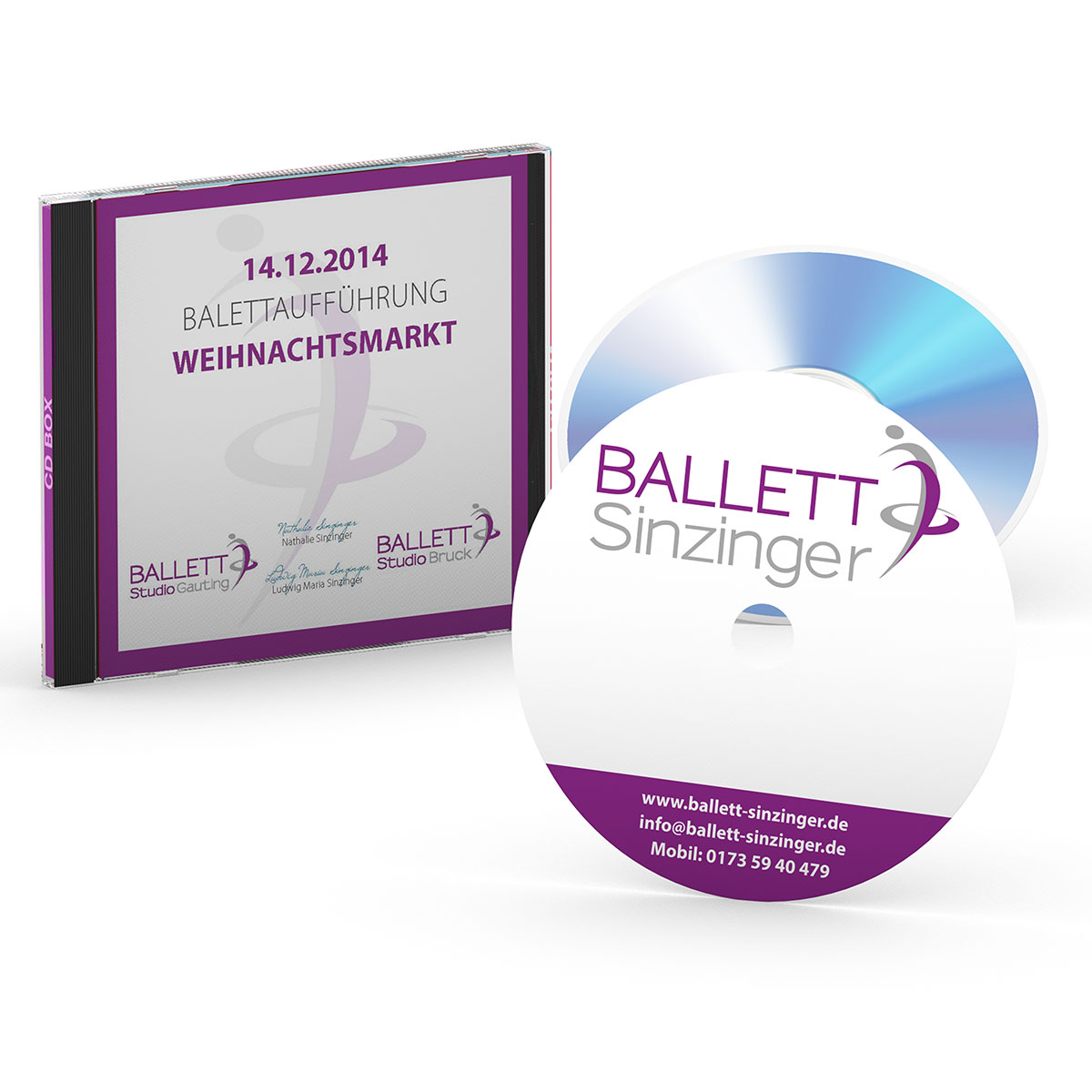DVD - Ballettschule