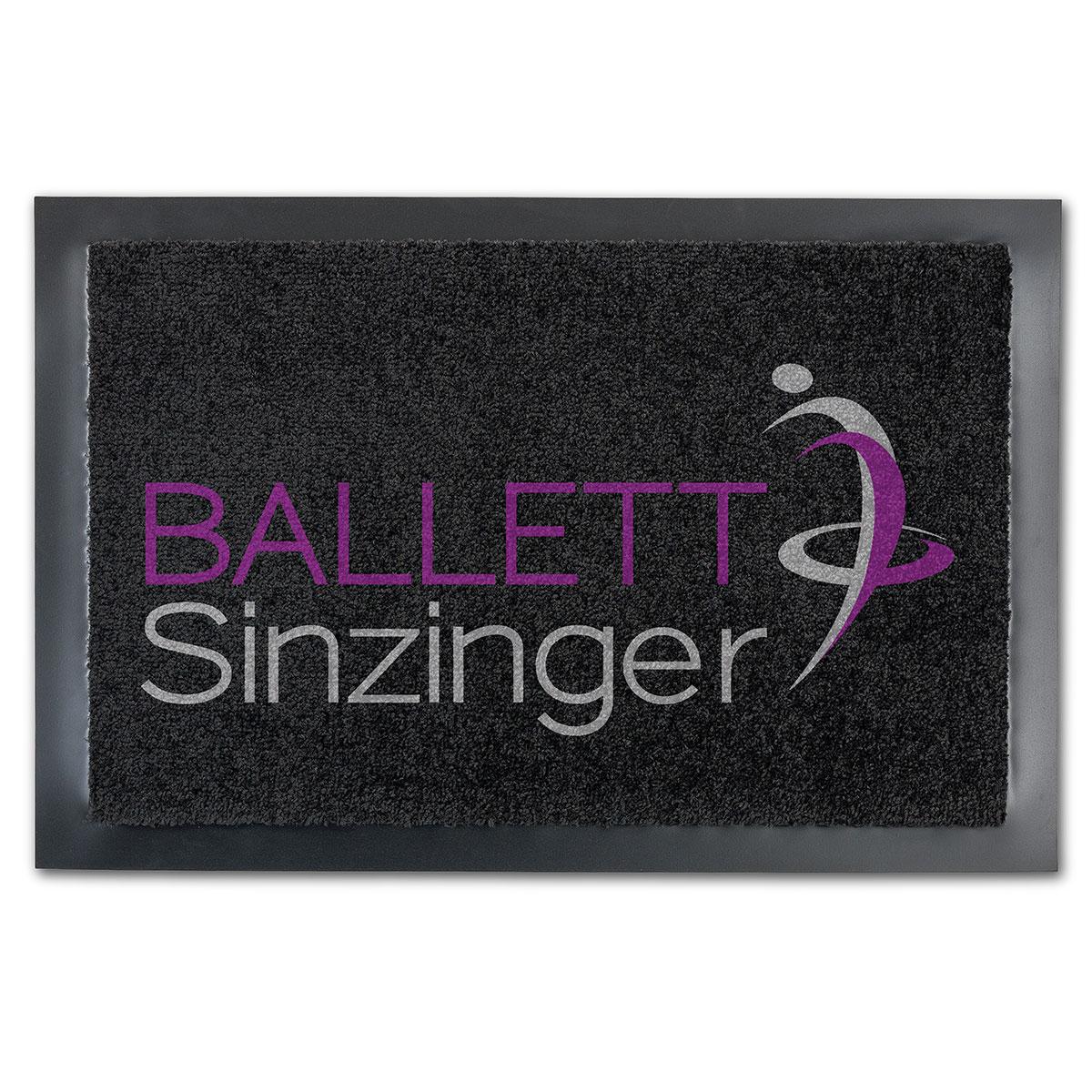 Schmutzfangmatte - Ballettschule